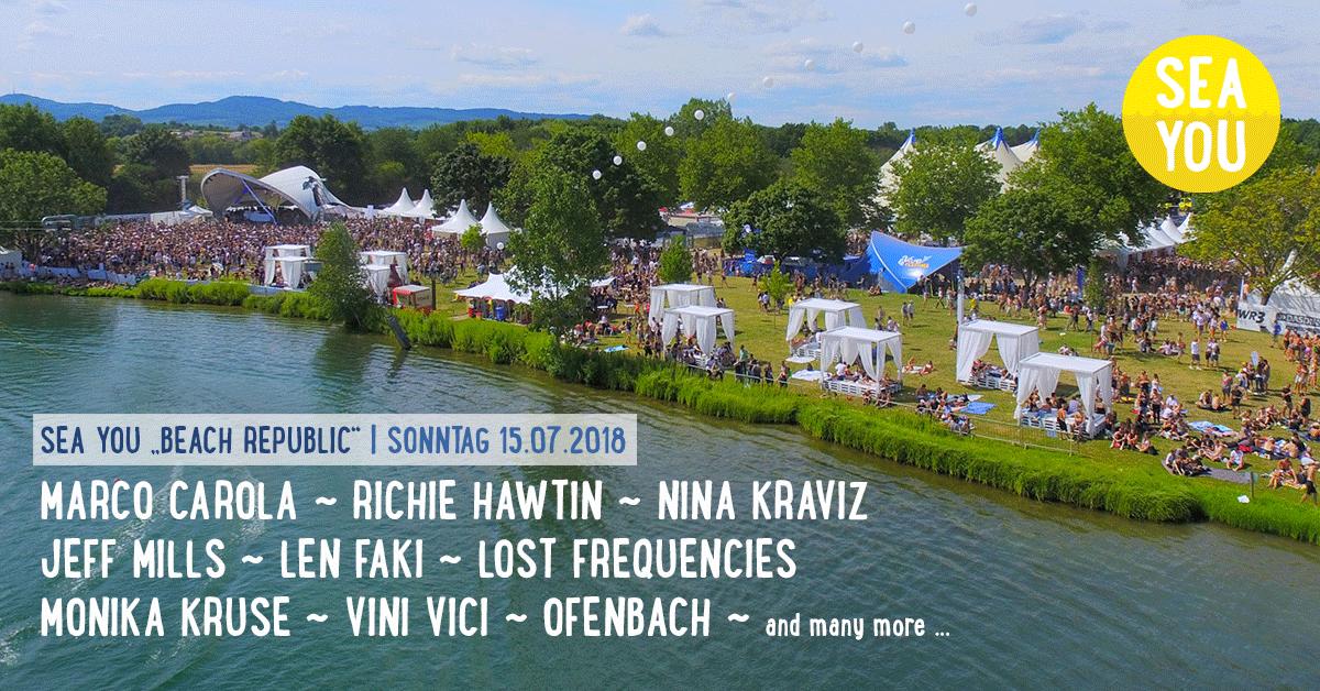 sy sonntag 2018 tickets verfügbar sea you festival freiburg
