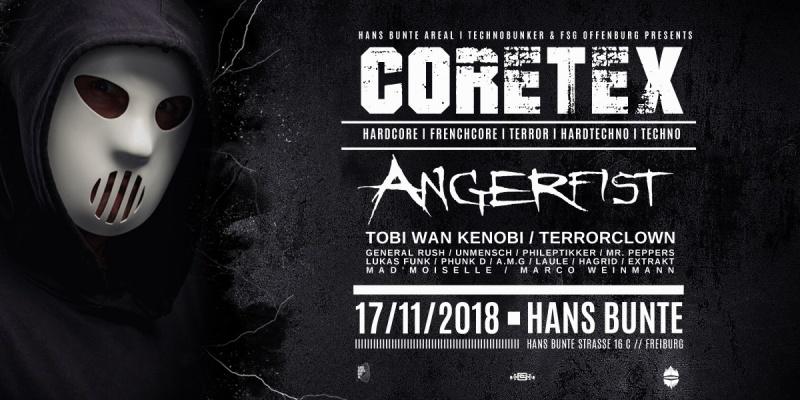 CORETEX w/ ANGERFIST